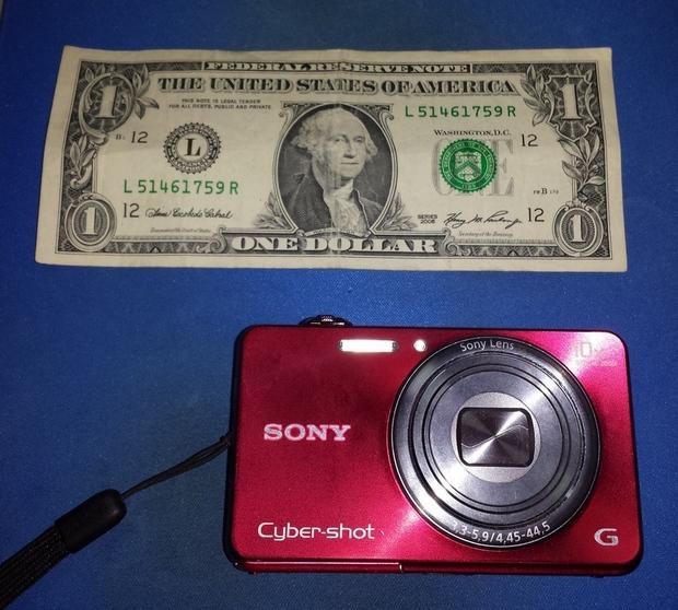 Digital Camera Dad Sony