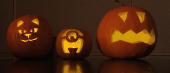 jack-o-lanterns pumpkins