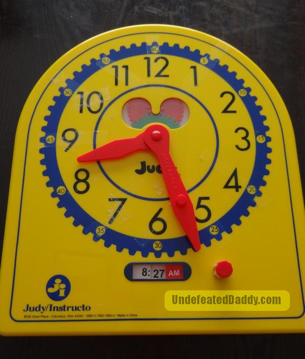 judy clock picture review