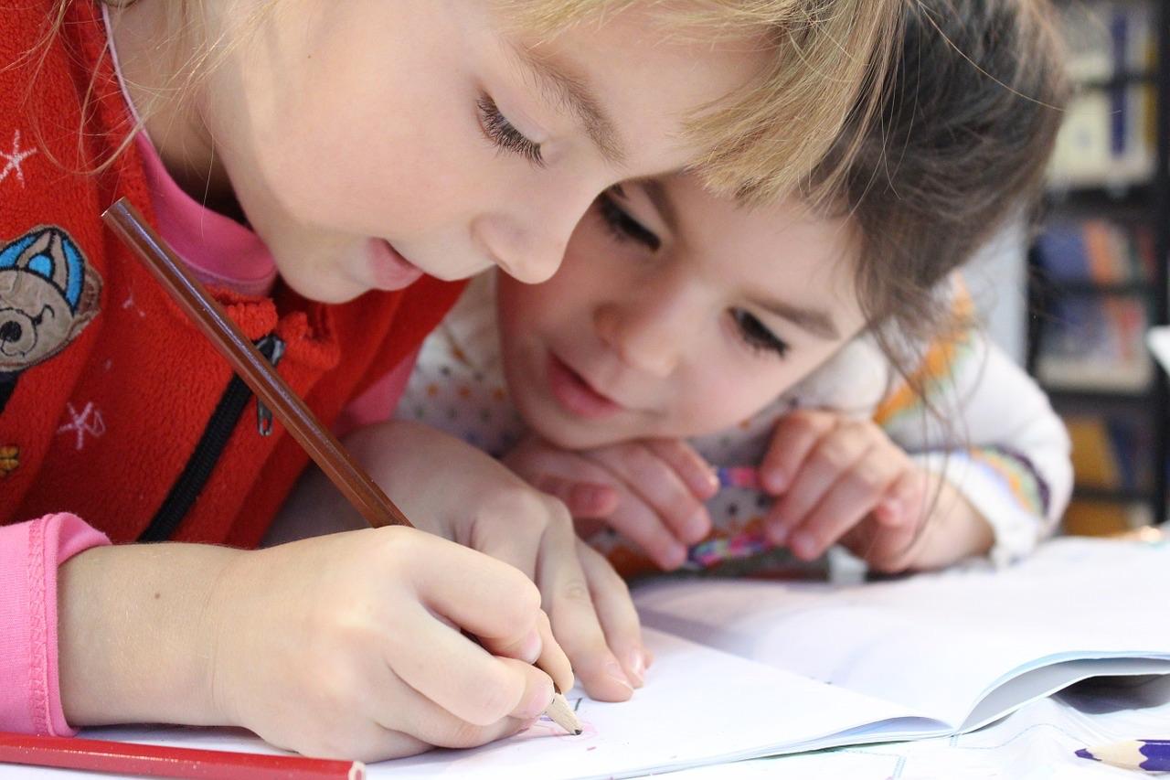 kids school learning classroom